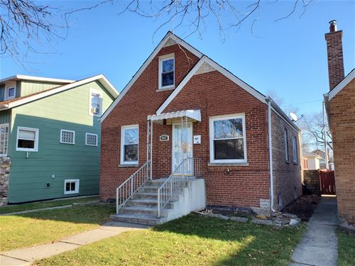 3627 N Oleander, Chicago, IL 60634 Belmont Heights