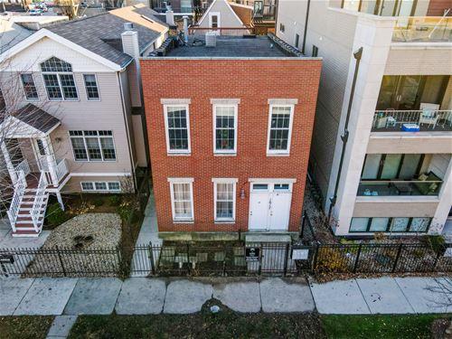 1617 W Superior, Chicago, IL 60622 East Village