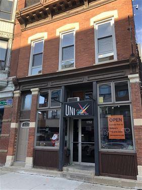 1752 W North Unit 2, Chicago, IL 60622 Bucktown