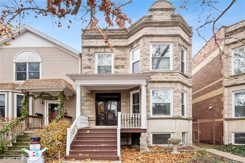 3750 N Hermitage, Chicago, IL 60613 West Lakeview