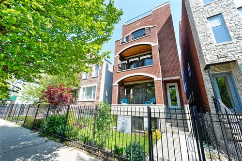1518 W Chestnut Unit 2, Chicago, IL 60642 Noble Square