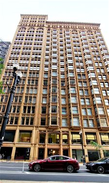 343 S Dearborn Unit 508, Chicago, IL 60604 The Loop