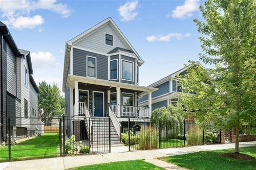 4125 N Bernard, Chicago, IL 60618 Irving Park