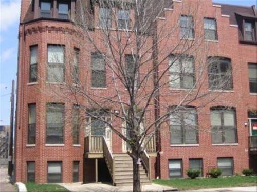 1538 W Monroe Unit 2, Chicago, IL 60607 West Loop
