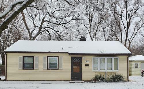 210 S Hammes, Joliet, IL 60436