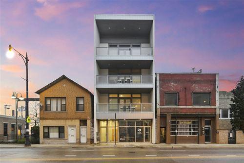 1544 W North Unit 2, Chicago, IL 60642 Bucktown