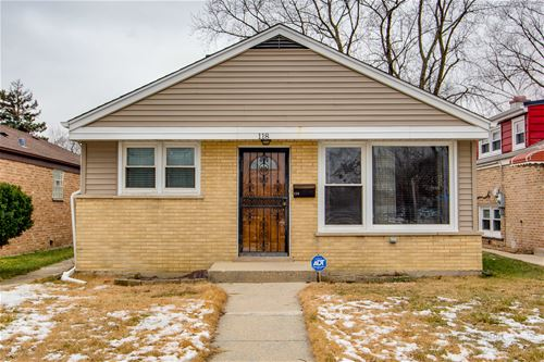 118 Eastern, Bellwood, IL 60104