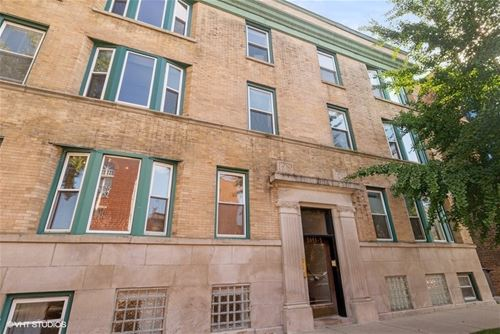 3953 N Greenview Unit 1C, Chicago, IL 60613 Lakeview