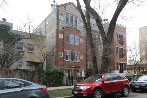 929 W Wolfram Unit 3, Chicago, IL 60657 Lakeview