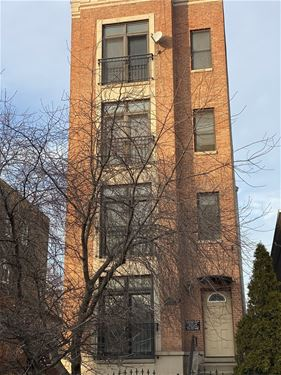 2226 W Monroe Unit 3, Chicago, IL 60612 Near West Side