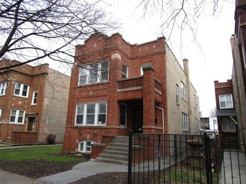 3347 N Harding Unit 1, Chicago, IL 60618 Avondale