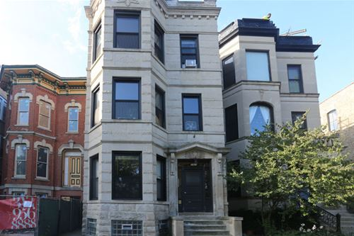 1927 W Schiller Unit 3R, Chicago, IL 60622 Wicker Park