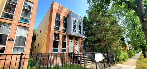4440 W Cortez Unit 1, Chicago, IL 60651 Humboldt Park
