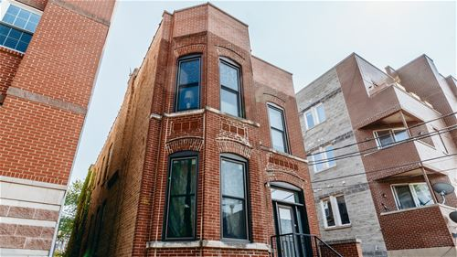 1211 N Honore Unit B, Chicago, IL 60622 Wicker Park
