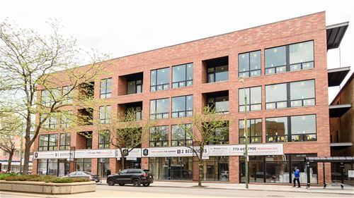 1023 N Ashland Unit 302, Chicago, IL 60622 Noble Square
