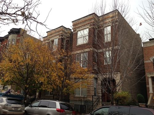 1740 W Huron Unit 1F, Chicago, IL 60622 East Village