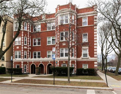 6510 N Hamilton Unit 2S, Chicago, IL 60645 West Ridge