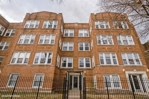 4906 N Springfield Unit 3, Chicago, IL 60625 Albany Park