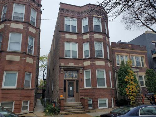 843 N Leavitt Unit 3F, Chicago, IL 60622 Ukrainian Village