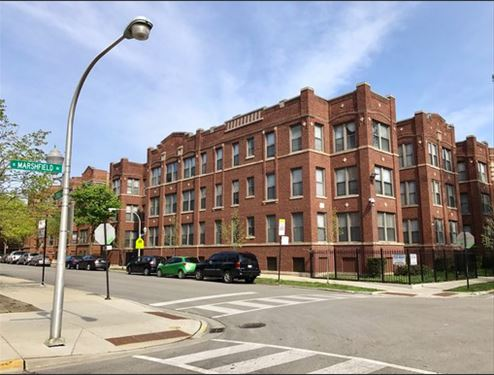 7706 N Marshfield Unit 3, Chicago, IL 60626 Rogers Park