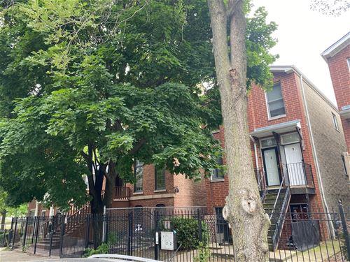 122 S Leavitt Unit 3, Chicago, IL 60612 Near West Side