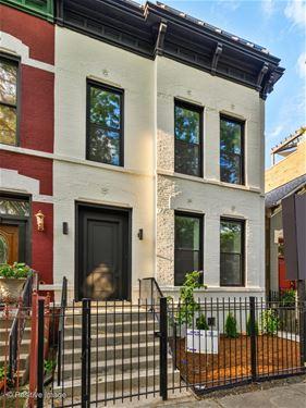 1726 W Superior, Chicago, IL 60622 East Village