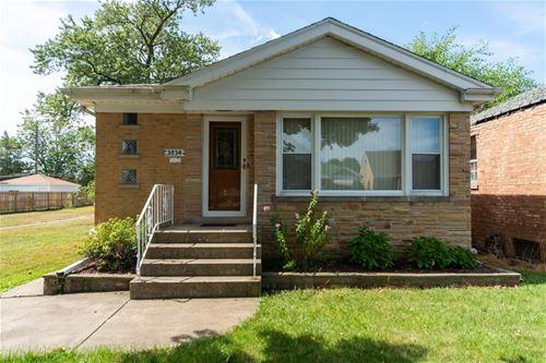 3834 N Ottawa, Chicago, IL 60634 Belmont Heights