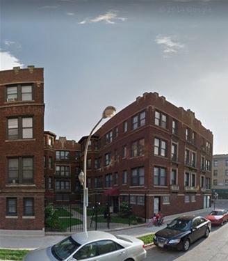 1649 W Jonquil Unit GE, Chicago, IL 60626 Rogers Park