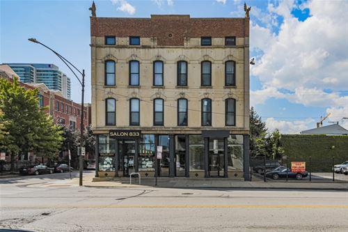 837 W Grand Unit 2F, Chicago, IL 60642 Fulton River District