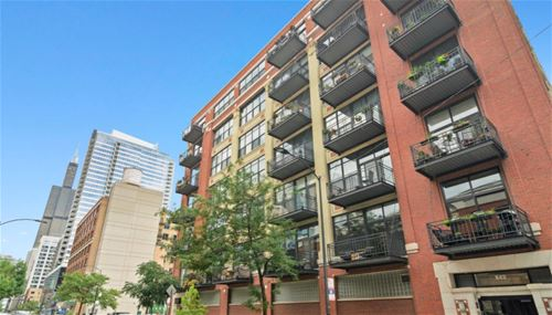 843 W Adams Unit 305, Chicago, IL 60607 West Loop