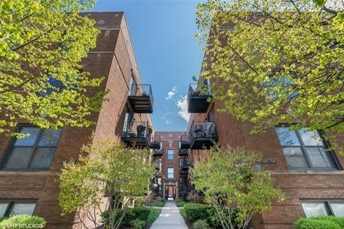 1653 W Addison Unit 1B, Chicago, IL 60613 West Lakeview