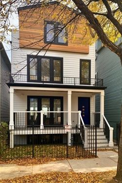 1821 N Francisco, Chicago, IL 60647 Logan Square