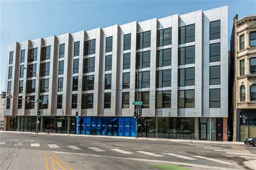830 N Milwaukee Unit 308, Chicago, IL 60642 River West