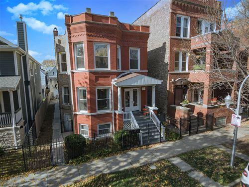 854 N Mozart Unit 2, Chicago, IL 60622 Humboldt Park