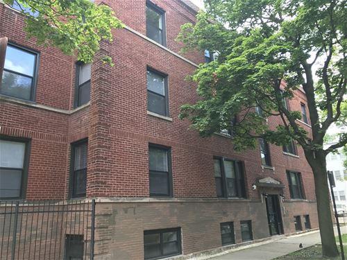 3503 W Leland Unit 1, Chicago, IL 60625 Albany Park