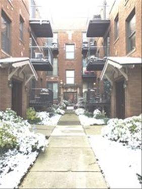 1647 W Addison Unit 3A, Chicago, IL 60613 West Lakeview