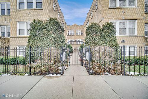 3914 N Bernard Unit 1W, Chicago, IL 60618 Irving Park