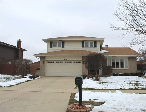 16618 Henry, Tinley Park, IL 60477