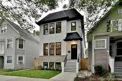 4841 N Oakley, Chicago, IL 60625 Ravenswood