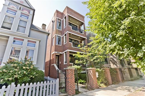 923 W Wrightwood Unit 2, Chicago, IL 60614 Lincoln Park