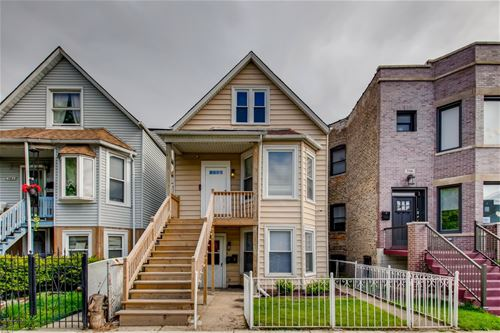 3350 W Cuyler, Chicago, IL 60618 Irving Park