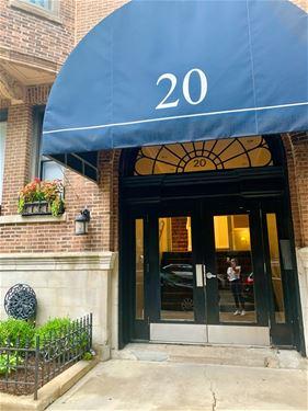 20 E Goethe Unit 202, Chicago, IL 60610 Gold Coast