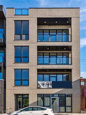 2341 W Chicago Unit 3F, Chicago, IL 60622 Ukrainian Village