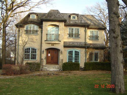 573 N Washington, Hinsdale, IL 60521