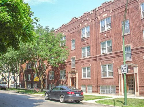 1518 W Berteau Unit 1, Chicago, IL 60613 Graceland West