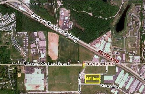 LOT 2 Industrial, Cary, IL 60013