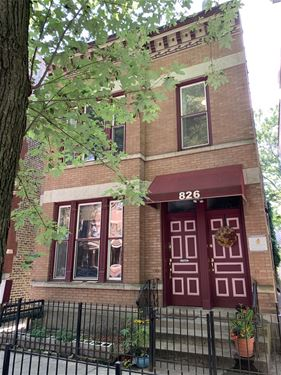 826 N Winchester Unit 1R, Chicago, IL 60622 East Village