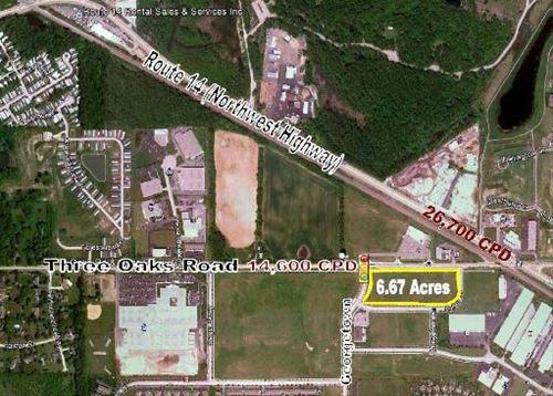 LOT 02 Three Oaks, Cary, IL 60013