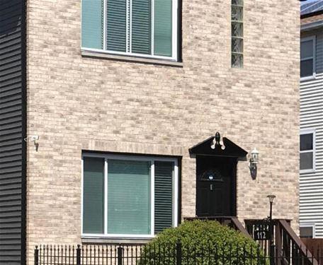 112 N California, Chicago, IL 60612 East Garfield Park