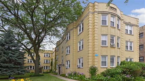 4448 W Gunnison Unit 3A, Chicago, IL 60630 North Mayfair